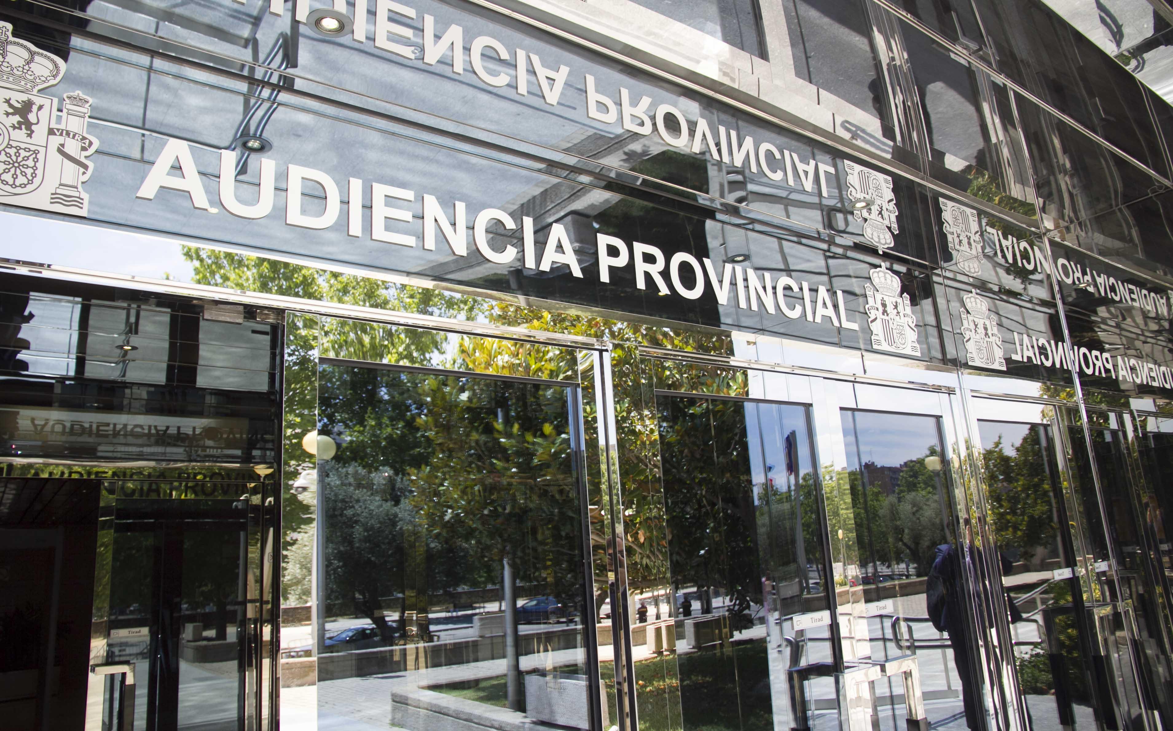 La Audiencia de Madrid confirma la condena de dos años de cárcel a la expresidenta de Infancia Libre